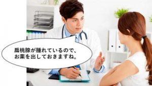 お薬の処方