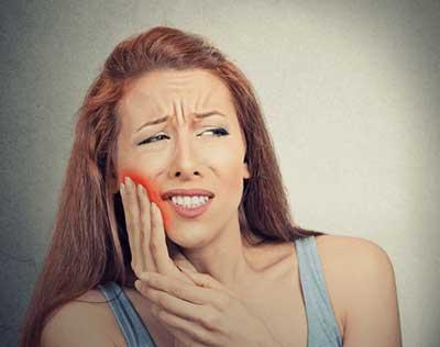 歯ぐきが腫れる