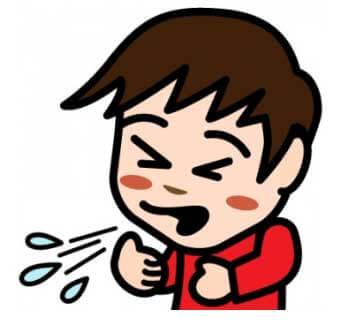 咳をして膿栓(臭い玉)を取る方法