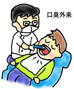 舌苔を取る方法…口臭外来