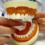 舌苔の取り方…コットンで拭く方法
