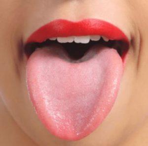 舌苔が取れた舌4
